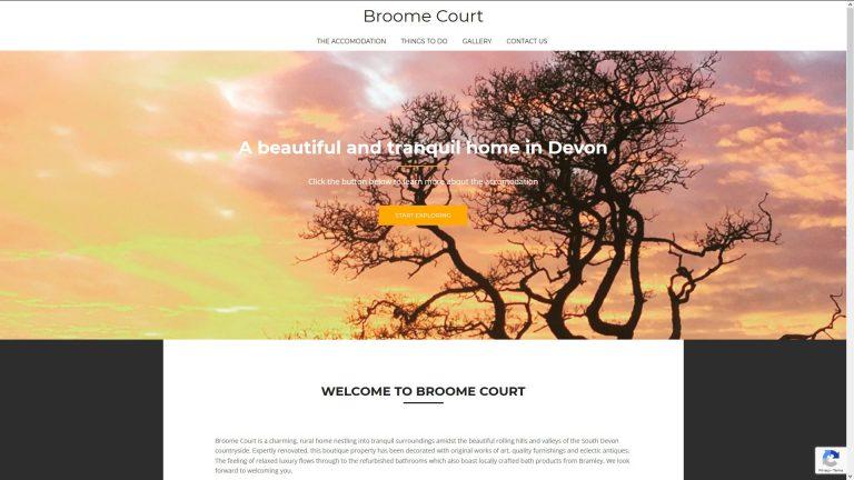 Broome Court